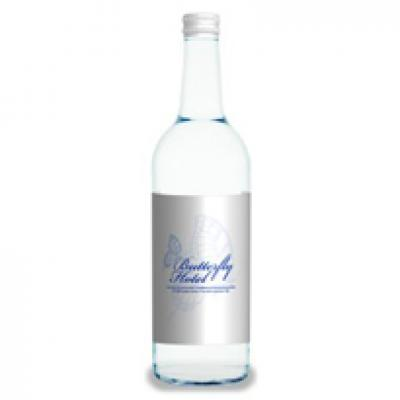 Image of Glass Bottled Water - 750ml
