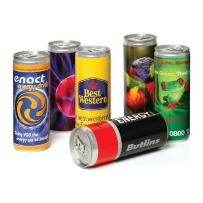 Image of UK Stock Energy Drink - 250ml Can