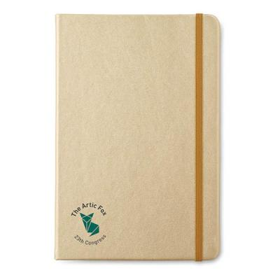 Image of A5 notebook lined paper