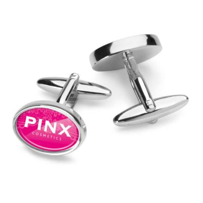 Image of Cufflink Oval