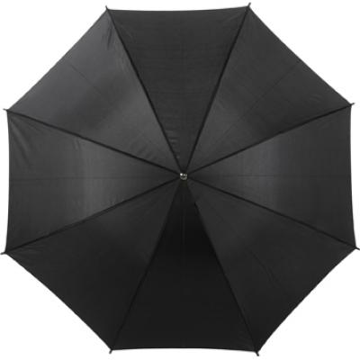 Image of Automatic polyester (190T) golf umbrella