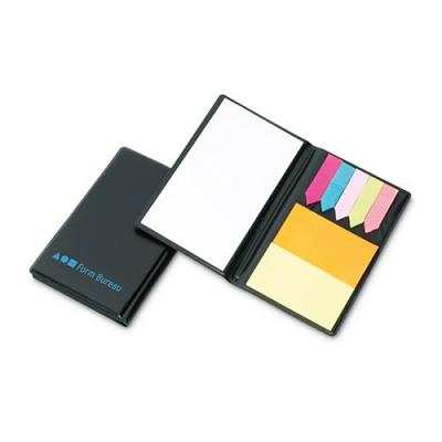 Image of Colour stickers and notebook