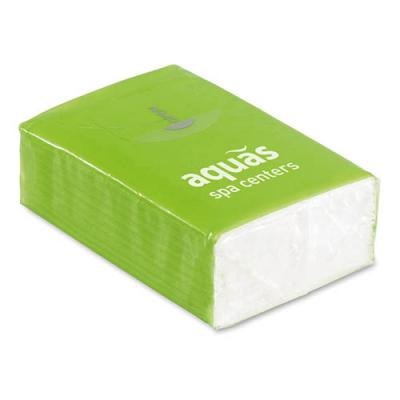 Image of Mini tissues in packet