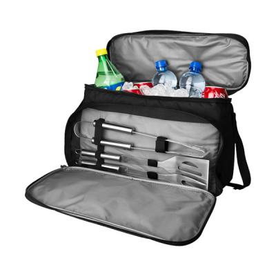 Image of Dox 3-piece BBQ set with cooler bag