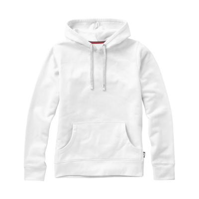 Image of Alley hooded ladies sweater